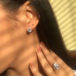 Jewelry - 🆕 Water drop ring